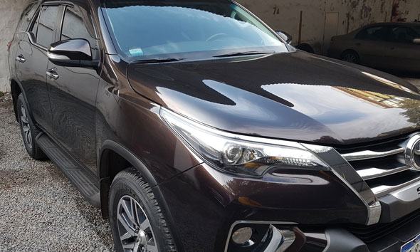 Auto Toyota SW4