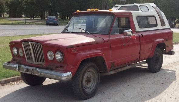 Auto Jeep Gladiator