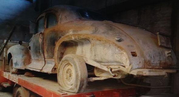 Auto Hudson 1947