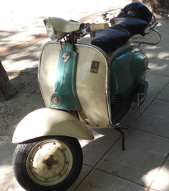 Moto Iso Milano 1958