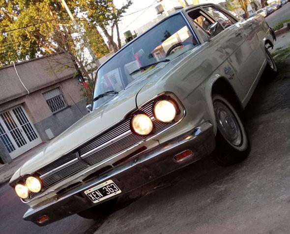 Auto Rambler Classic