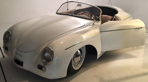Auto Porsche 356 Speedster