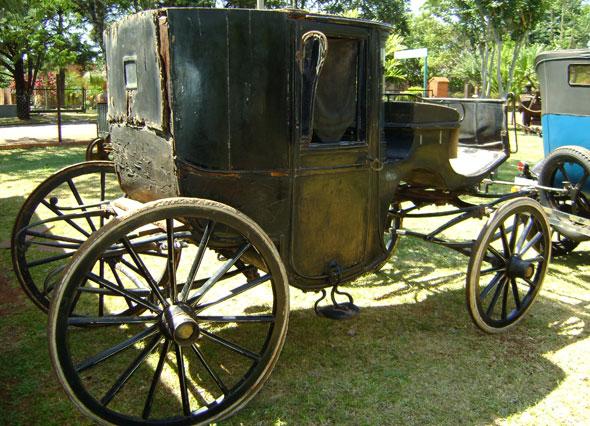 Auto Carruaje 1890