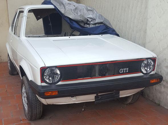 Auto Volkswagen MK1 GLS 3p Alemán