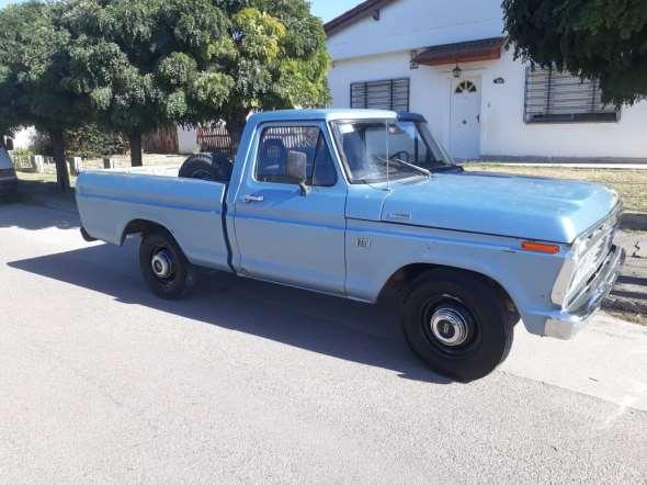 Auto Ford 1974