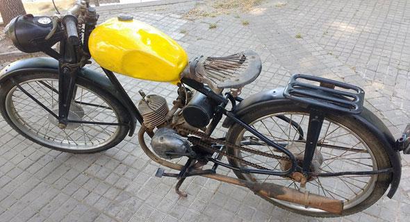 Moto Puma 2da. Serie