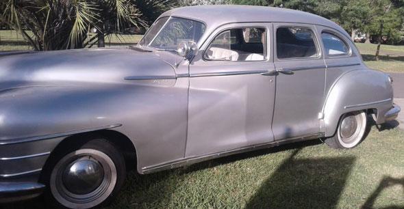 Auto Chrysler Winsurf 1947