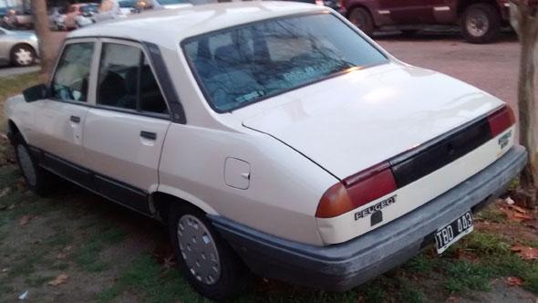 Auto Peugeot 504 XS 1993