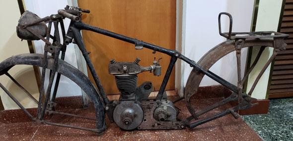 Moto BSA X0 150 1936