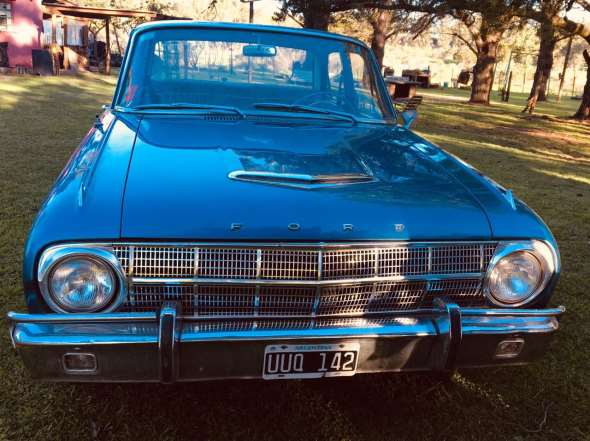 Ford Falcon De Luxe 1968