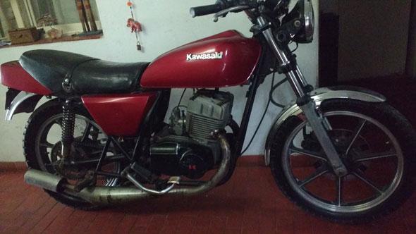 Kawasaki KZ 440 Motorcycle