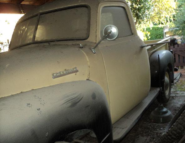 Auto Chevrolet 1938 1948