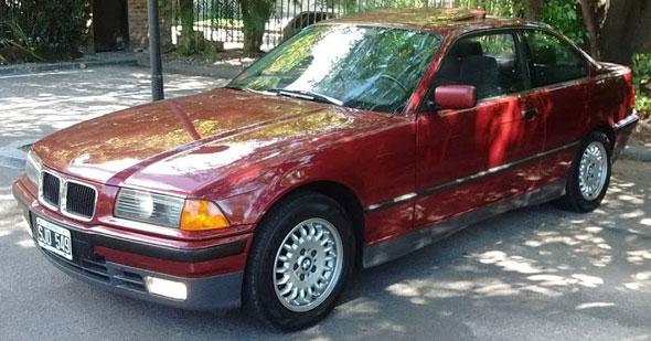 Auto BMW 318 IS Coupé