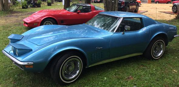 Auto Chevrolet Corvette