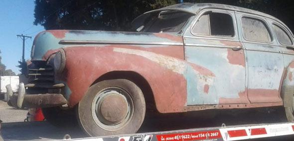 Auto Chevrolet 1946