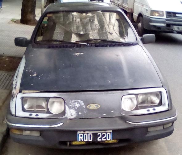 Auto Ford Sierra Guia