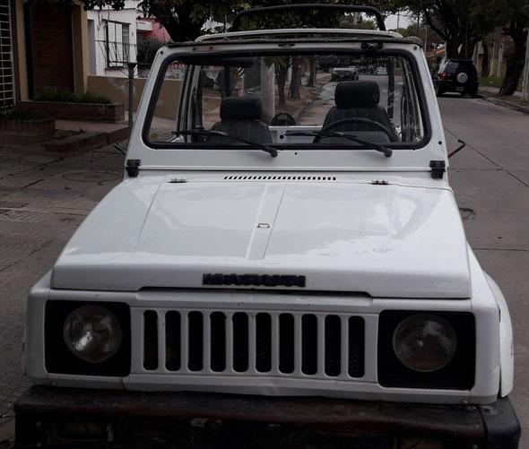 Auto Maruti Gypsy