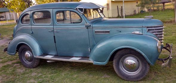 Auto Desoto 1939