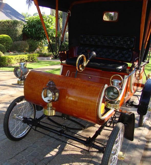Auto Oldsmobile Curved Dash 1903