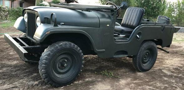 Auto Jeep IKA