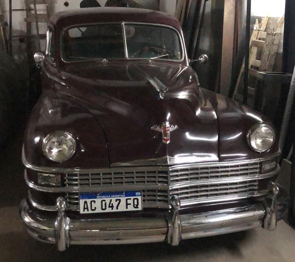 Auto Chrysler Windsor