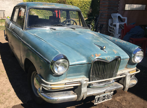 Auto Siam Di Tella 1962