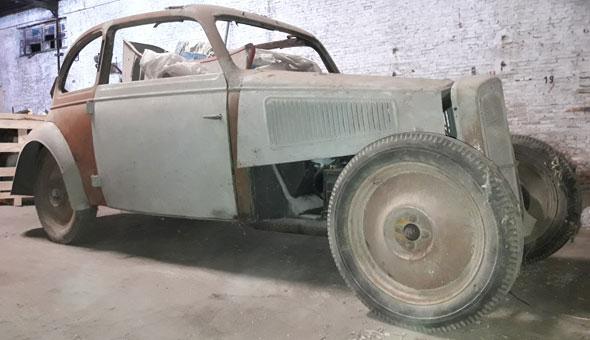 Auto DKW F5