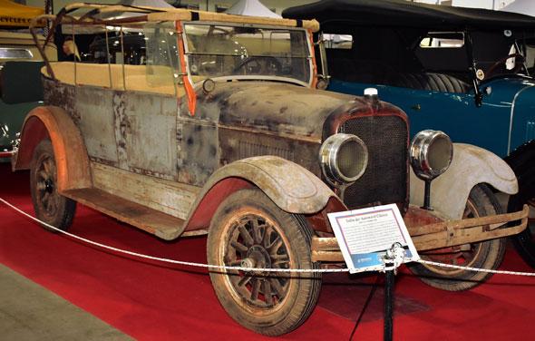 Auto Flint B-40 1926