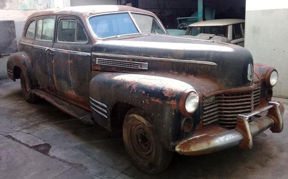 Auto Cadillac 1941 Limousine