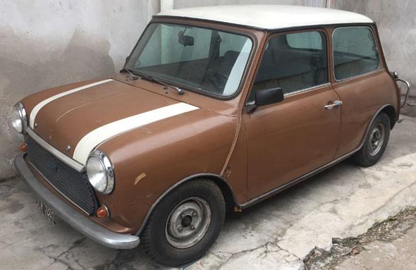 Auto Austin Mini
