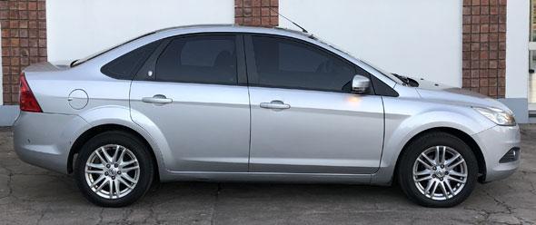Auto Ford Focus 2.0 Exe Ghia Aut 2.0