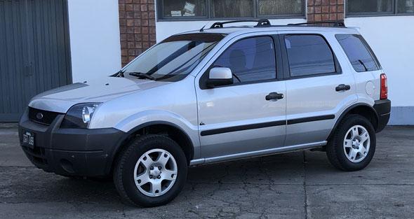 Auto Ford Ecosport XLT 2.0 2004 4x2
