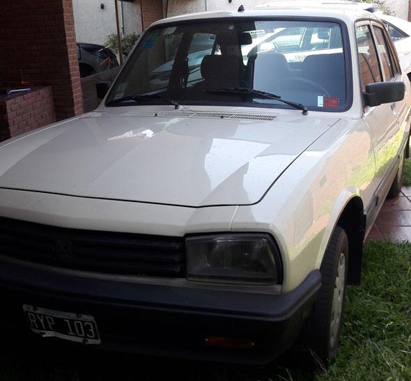 Auto Peugeot 504 1993