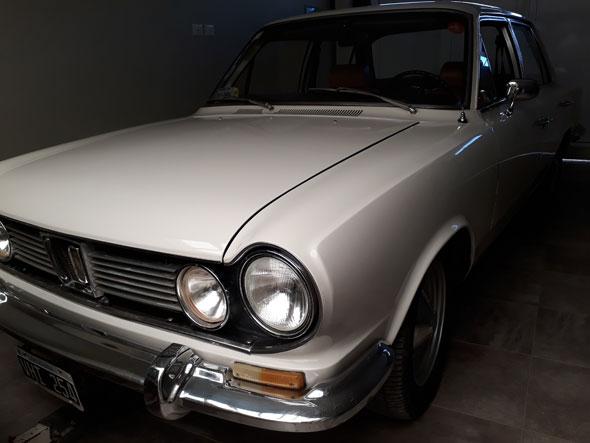 Auto Renault Torino S