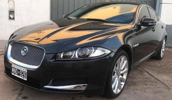 Auto Jaguar XF 2013 Aut
