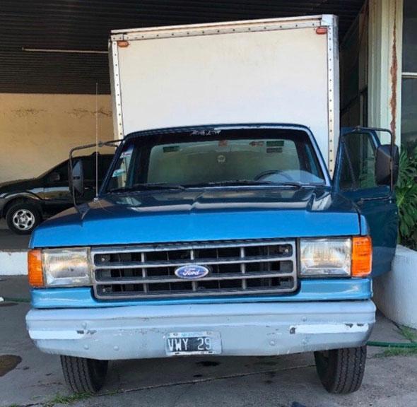Auto Ford F4000 1994 Diesel