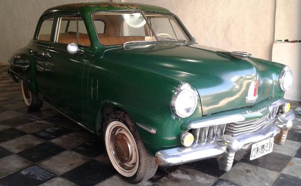 Auto Studebaker Champion 1947