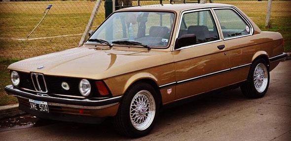 Auto BMW 316/2