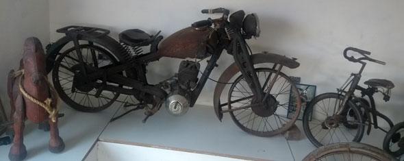 Moto DKW SB 350 1935