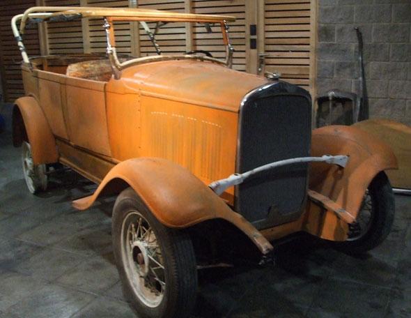 Auto Chrysler Desoto 1930