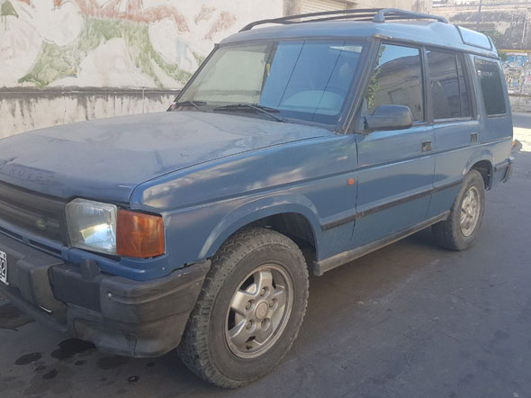 Auto Land Rover Discovery 1994