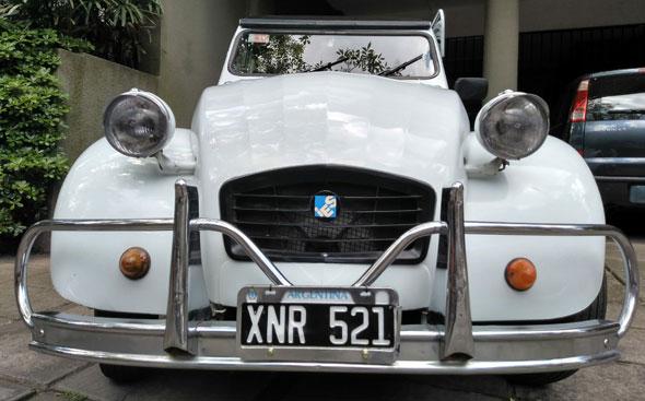 Auto Citroen IES 3CV