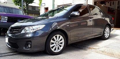 Auto Toyota Corolla SE-G M/T