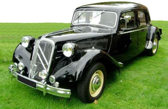 Auto Citroen 1946