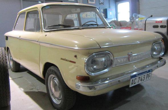 Auto NSU Prinz 1000