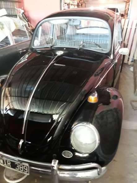 Car Volkswagen 1967
