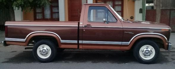 Auto Ford F100 Ranger