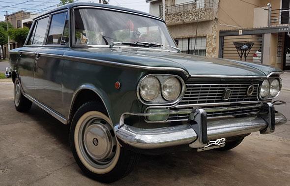 Auto Fiat 1500 1967