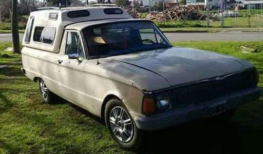Auto Ford Ranchero