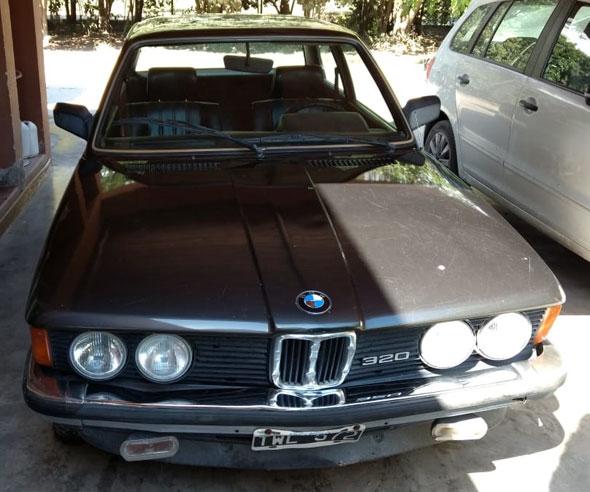 Auto BMW 320 2 Puertas